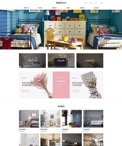 인테리어/건축/분양 무료홈페이지:T1024006